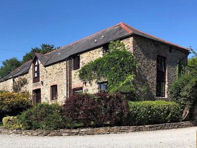 Cider Press, Cornwall, Fowey