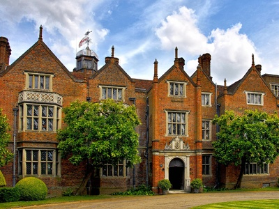 Great Fosters Hotel, Surrey, Egham