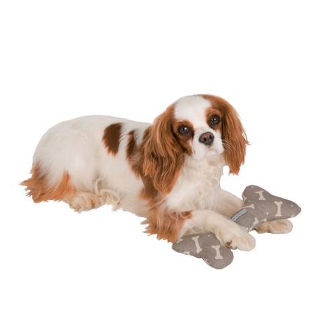 Mushroom Bones Linen Bone Toy  2