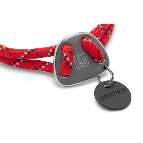 Knot-a-Collar - Red Currant 2