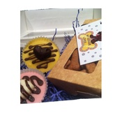 My Doggie Loves  - Small Doggie Delights – 6 Mini Pup-cakes