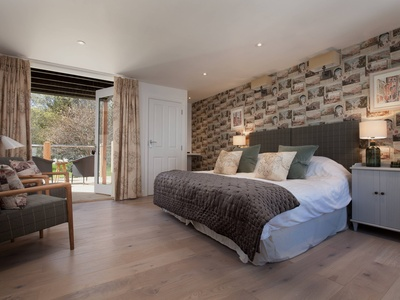 Mill End Hotel, Devon, Chagford