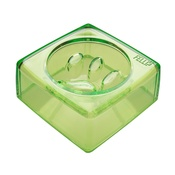 PetDreamHouse - Kristal Good Manners Slow Feeder Pet Bowl - Jade
