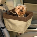 SkyBox Booster Car Seat - Khaki 2