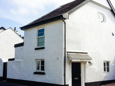 Topcliff Cottage, Devon, Teignmouth