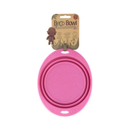 Travel BecoBowl - Pink 2