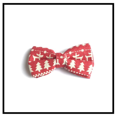 The Finland Bow Tie Collar 6