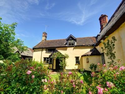 Woodfarm Barns - Woodfarm House, Suffolk, Stonham Aspal