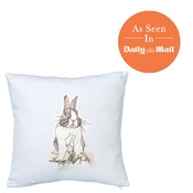 Stefanie Pisani - Rabbit Cushion
