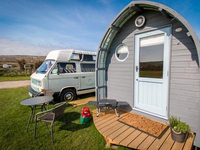 Llangennith Scamper Holidays - Camper Dome, Swansea