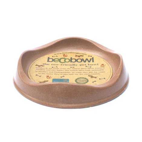 BecoBowl for Cats - Brown