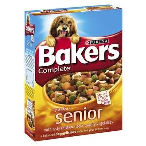 Senior Bites 7+ Chicken Rice & Veg Dog Food