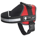 Cool Dog K9 Trek Harness in Red
