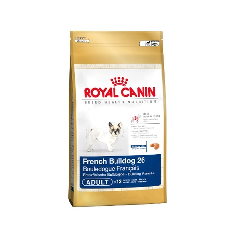 Royal Canin French Bulldog 26 3kg