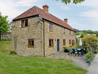 Blackberie Cottage, Dorset