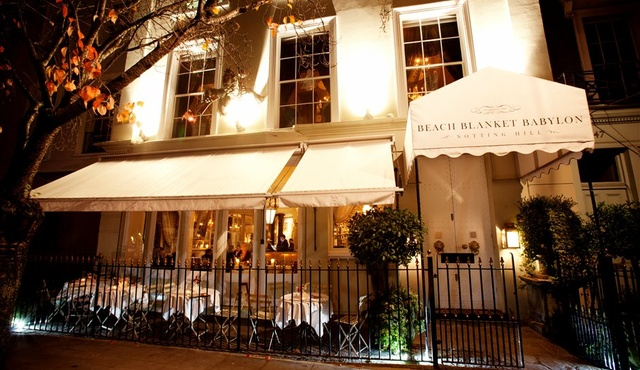 Beach Blanket Babylon London