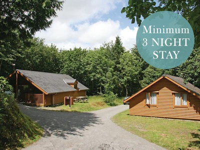 Bulworthy Forest Lodges, Devon, Bideford