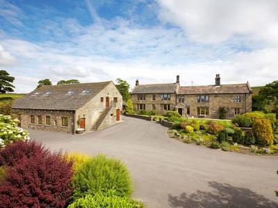 The Farmhouse, Yorkshire, Holmfirth