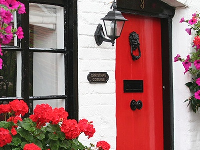 Bray Cottages - Christmas Cottage