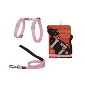 Red Dingo - Pink Lead & Harness