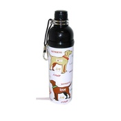 Long Paws - Puppy Love 750ml Pet Water Bottle