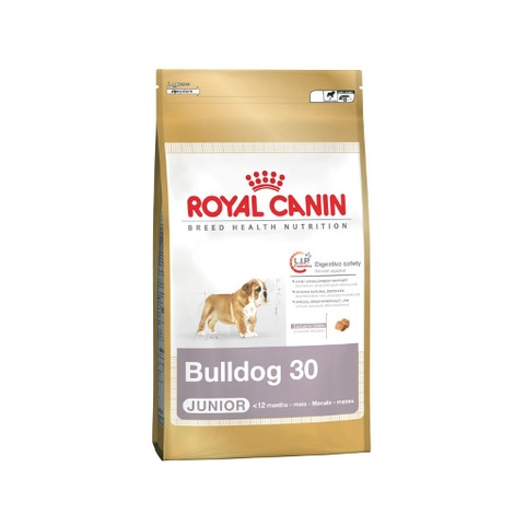 Bulldog Junior 30 Dog Food