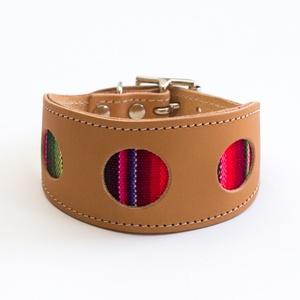 Inca Pink Hound Collar