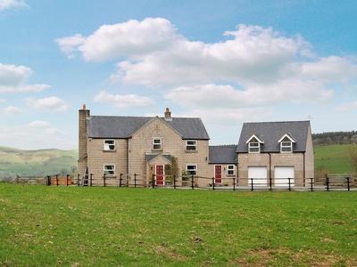 Craigllwyn Farmhouse, Shropshire, Oswestry