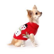 NFP - Snowman Dog Sweater