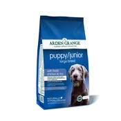 Arden Grange - Puppy/Junior Large Breed Dog Food