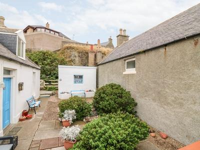 'Why Not' Cottage, Aberdeenshire, Macduff