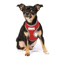 Reflective Airmesh Dog Harness – Red  7