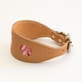 Geo Pink Hound Collar 2