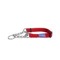 Nylon Dog Training Collar - Red