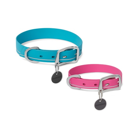 Headwater Dog Collar – Alpenglow Pink  2