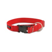 Ami Play - Ami Play Cotton Dog Collar – Red