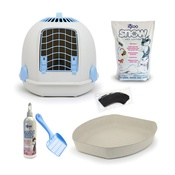 Igloo - The Igloo' for Cats Starter Kit – Arctic Blue