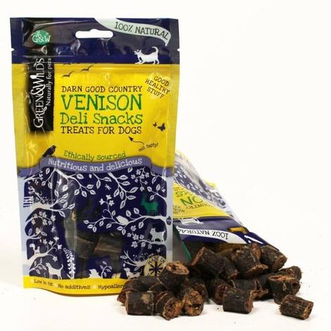 3 x Venison Deli Snacks