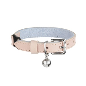 Candyfloss Cat Collar - Pale Pink
