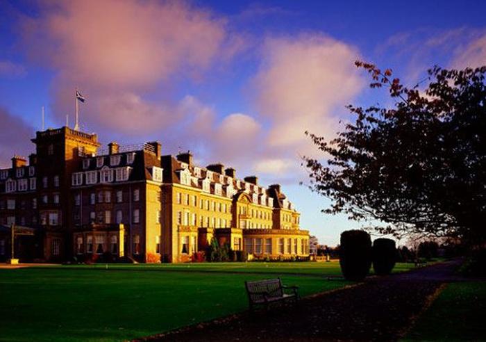 Gleneagles Hotel, Perthshire 1