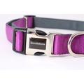 Bold Padded Collar - Purple 2