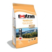 Nutram - Sensitive Dry Cat Food Cat Food