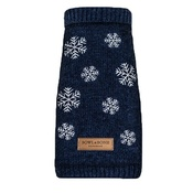 Bowl&Bone Republic - Snowflake Dog Jumper