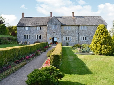 Ellishayes Farmhouse, Devon, Combe Raleigh