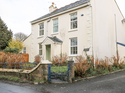Captain's Cottage, Cornwall, St Blazey