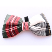 Pet Pooch Boutique - Alfies Plaid Bow Tie