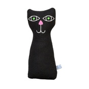 Terri Leahy - Lulu the Cat - Black