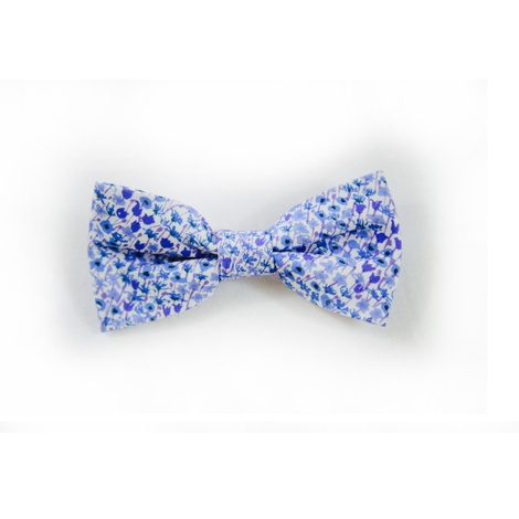Liberty Print London Dog Bow Tie
