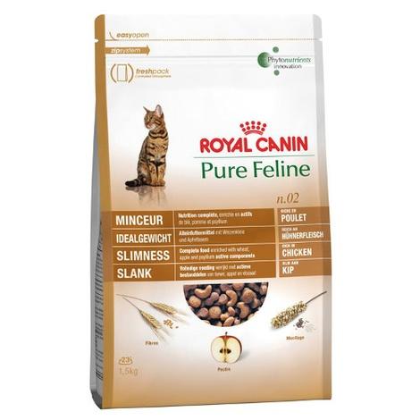 Royal Canin Pure Feline No 2 Slimness 1.5kg