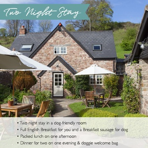 Tudor Farmhouse Exclusive Two Night Stay Voucher